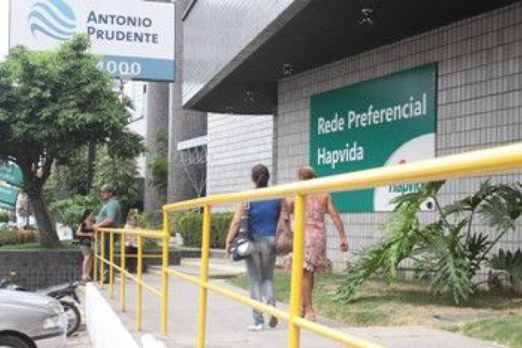 Hospital Antônio Prudente, do Hapvida (Foto: O POVO)