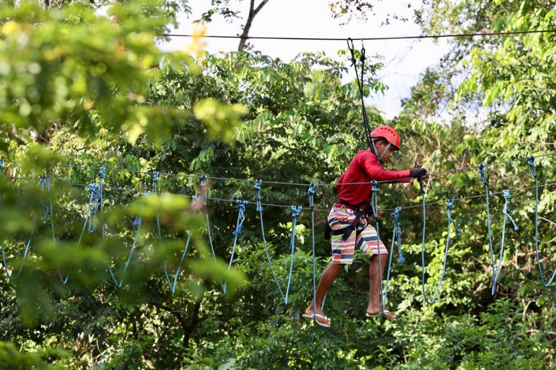 Bonito, no agreste pernambucano, estrou na rota do turismo ecológico e de aventura