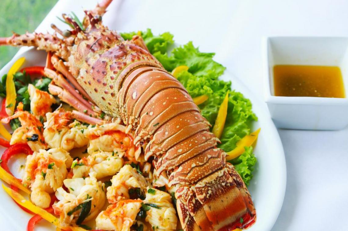 Pratos à base de lagosta fazem parte da alta gastronomia (Foto: ETHI ARCANJO/ EM 9/6/2015)