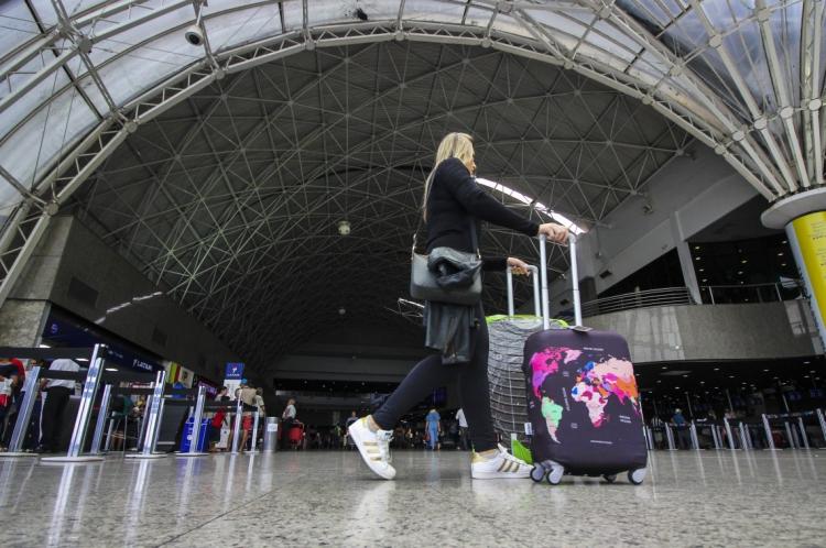 No Ceará, a expectativa para movimentação nos aeroportos é 16,42% maior em relação a julho do ano passado.