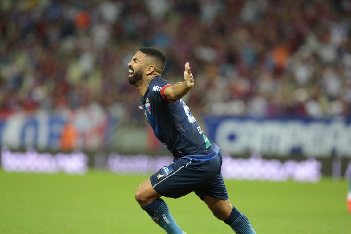 GOL de Romarinho, o primeiro dele com a camisa do Leão, levou o time à decisão da Copa do Nordeste