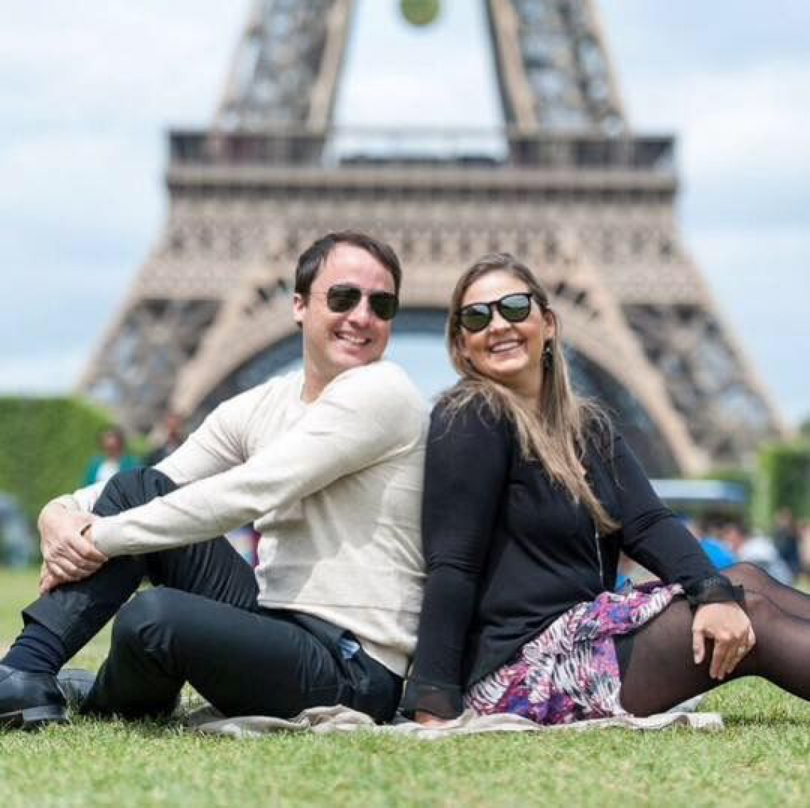 André Carvalho e Silvana