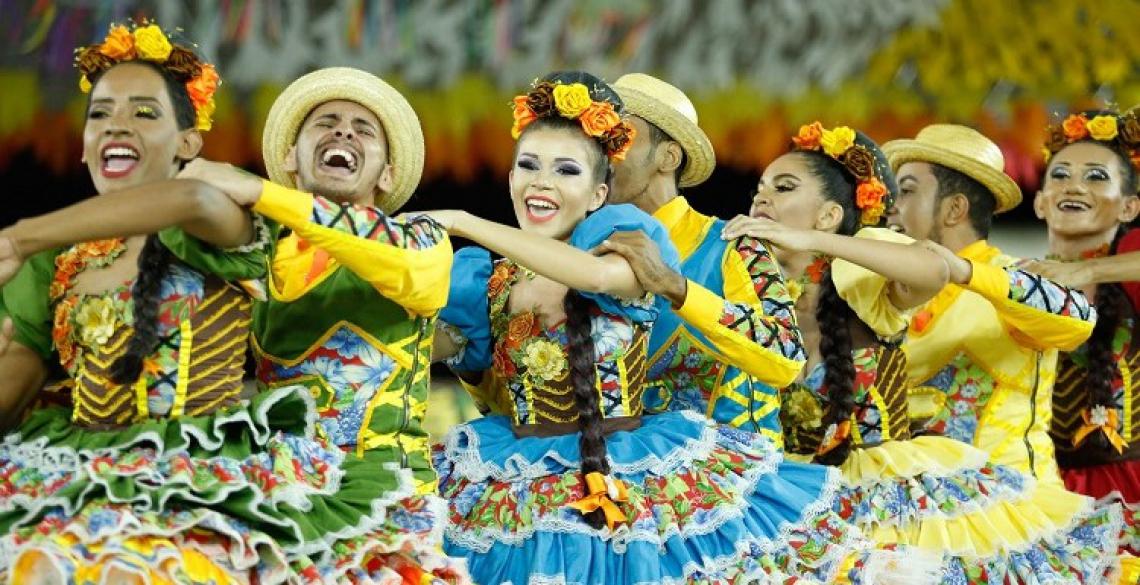 Festejos acontecem durante sextas, sábados e domingos do mês de julho