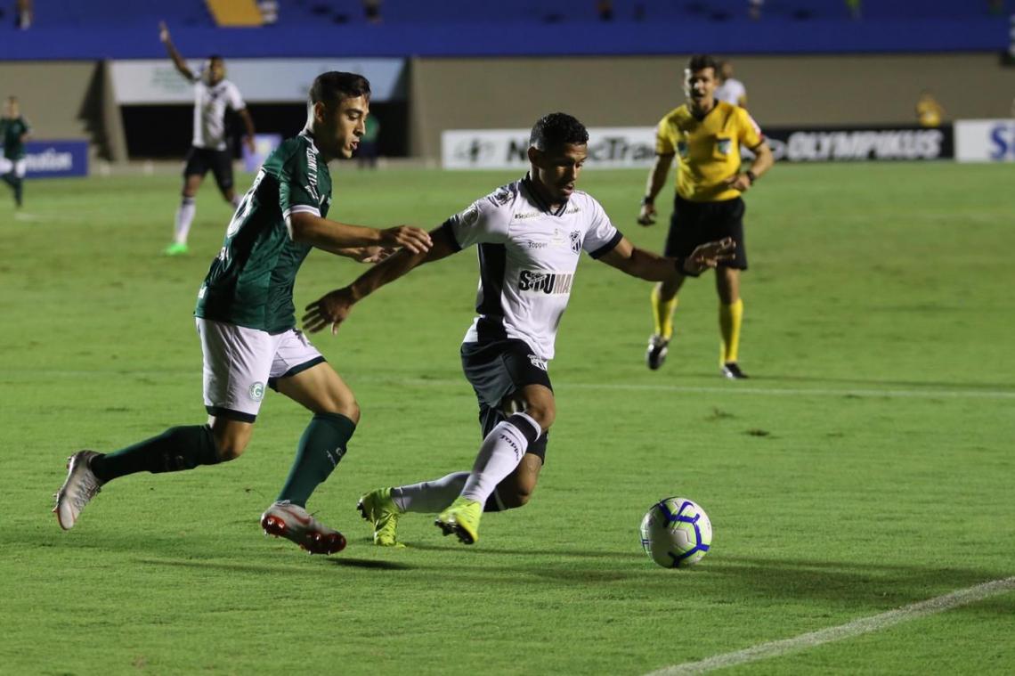 Alvinegro tomou o gol da virada no fim