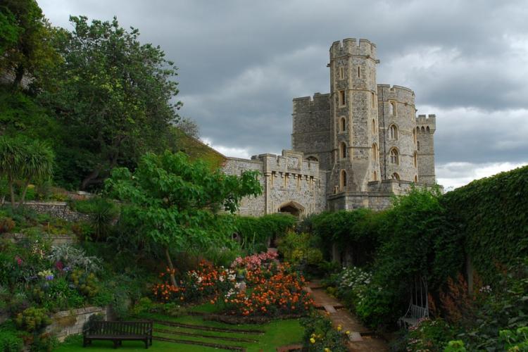 Castelo de Windsor (Foto: DIVULGAÇÃO )