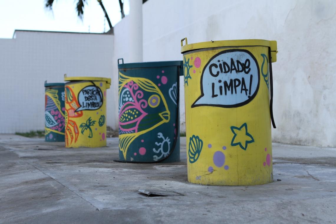 FORTALEZA, CE, BRASIL, 13.05.2019: Lixo subterraneo no mercado dos peixes.  (Fotos: Fabio Lima/O POVO)