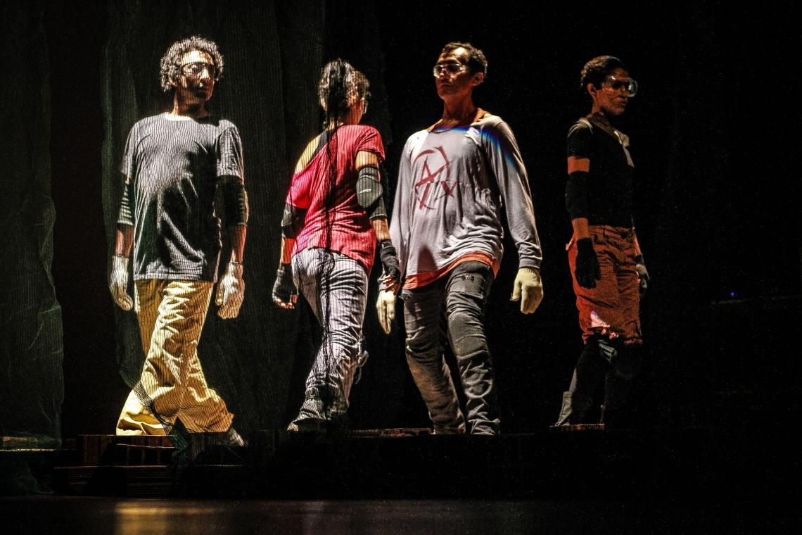 Cia de Teatro Comedores de Abacaxi estreia o espetáculo