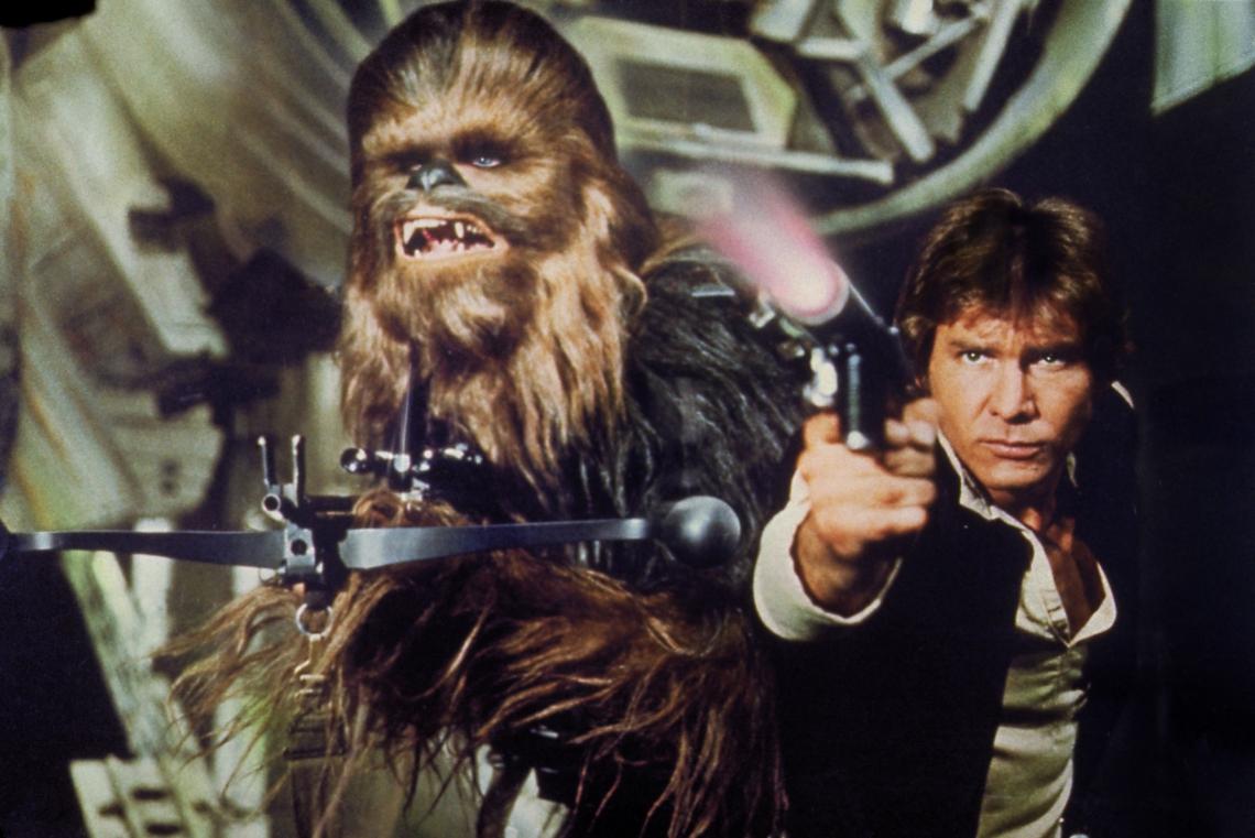 """""""Star Wars, Episódio IV: Uma Nova Esperança"""" (1977) será exibido nesta sexta, 8, às 14h"""