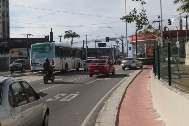 Fiação elétrica na cidade deve ser substituída em 15 anos (Foto: Mateus Dantas (14/05/2019))