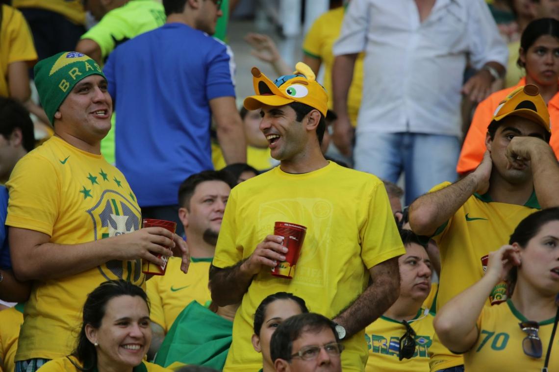 Nos últimos anos, torcedores só puderam consumir bebida alcoólica dentro do Castelão durante a Copa das Confederações, em 2013, e a Copa do Mundo, em 2014