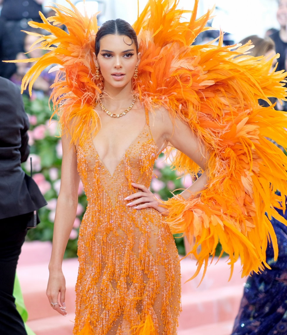 Kendall Jenner no Baile do Met