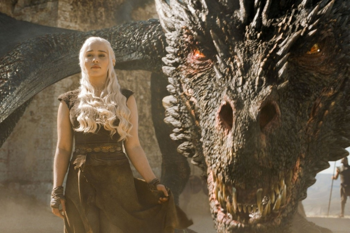 Game Of Thrones chega ao fim neste domingo, 19, e ganha exibição em vários espaços de Fortaleza
