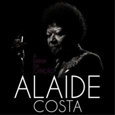 Capa do disco A Dama da Canção, de Alaíde Costa