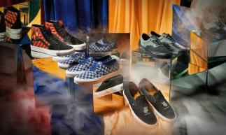 Vans apresenta a Coleção com Harry Potter