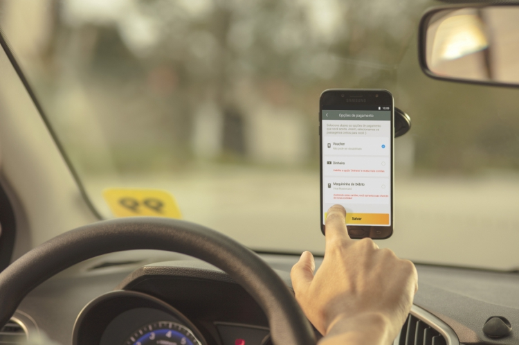 99 lança ferramenta de reconhecimento facial para 100% dos motoristas.