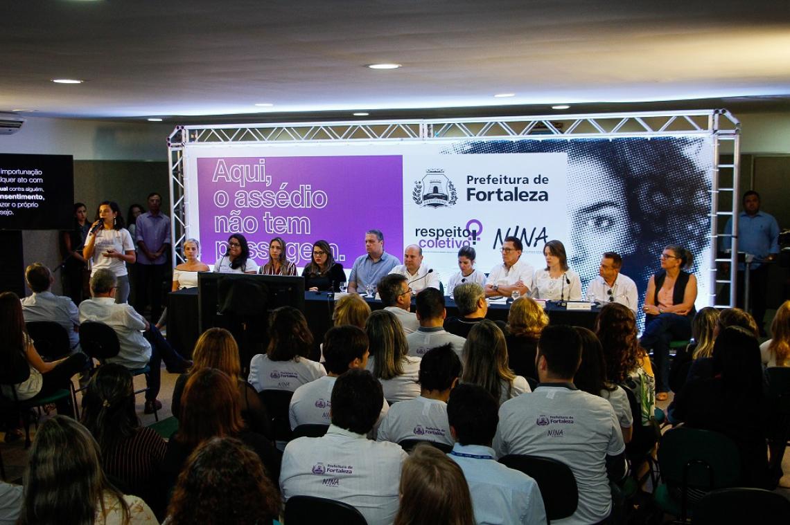 Em março de 2019, a ferramenta Nina foi incorporada ao aplicativo Meu Ônibus como uma das primeiras ações para inibir o assédio sexual nos coletivos. (Foto: Kiko Silva/Divulgação)