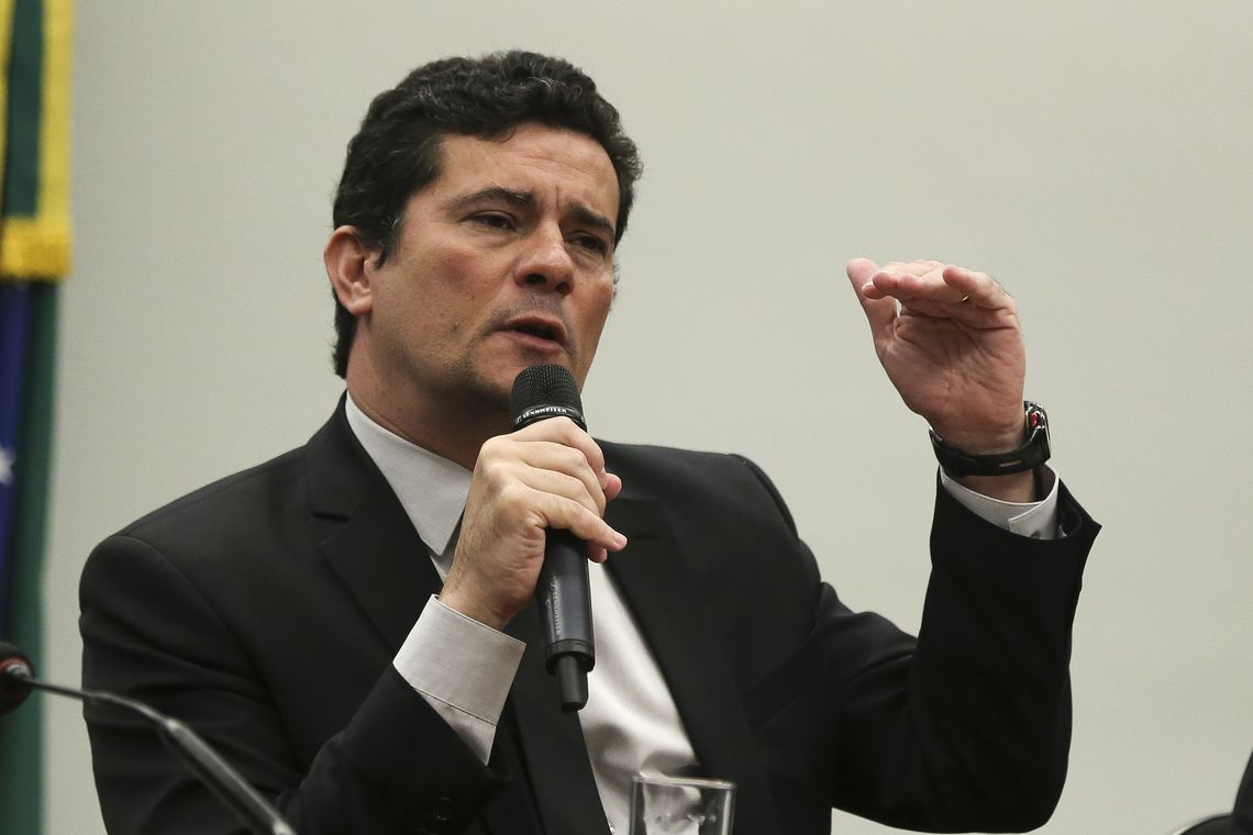 PROGRAMA foi anunciado ontem pelo ministro Sergio Moro