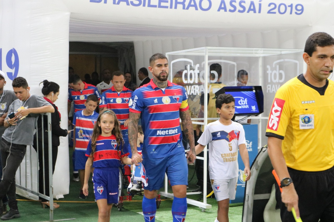 Quintero tem 19 jogos e um gol marcado pelo Tricolor