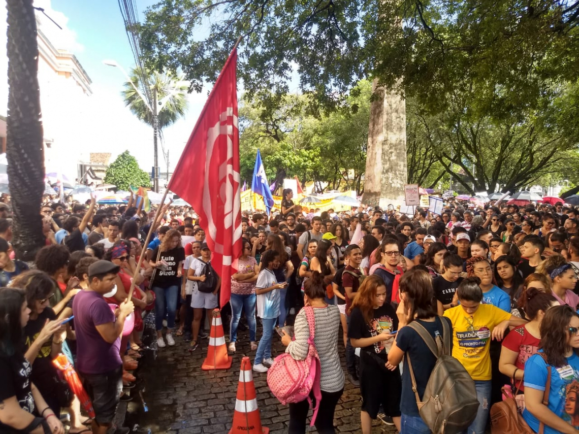Praça da Bandeira, Centro de Fortaleza