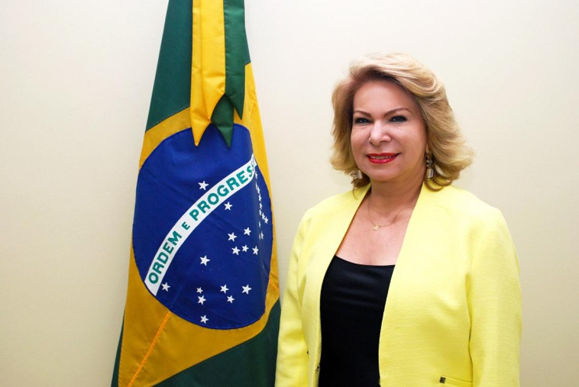 A desembargadora Iracema do Vale é conselheira Nacional de Justiça (CNJ) e membro de comitê na política de equidade de gênero