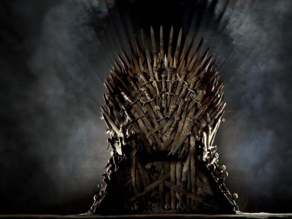 O Trono dos Sete Reinos ficará exposto no Shopping Benfica até domingo, 19.