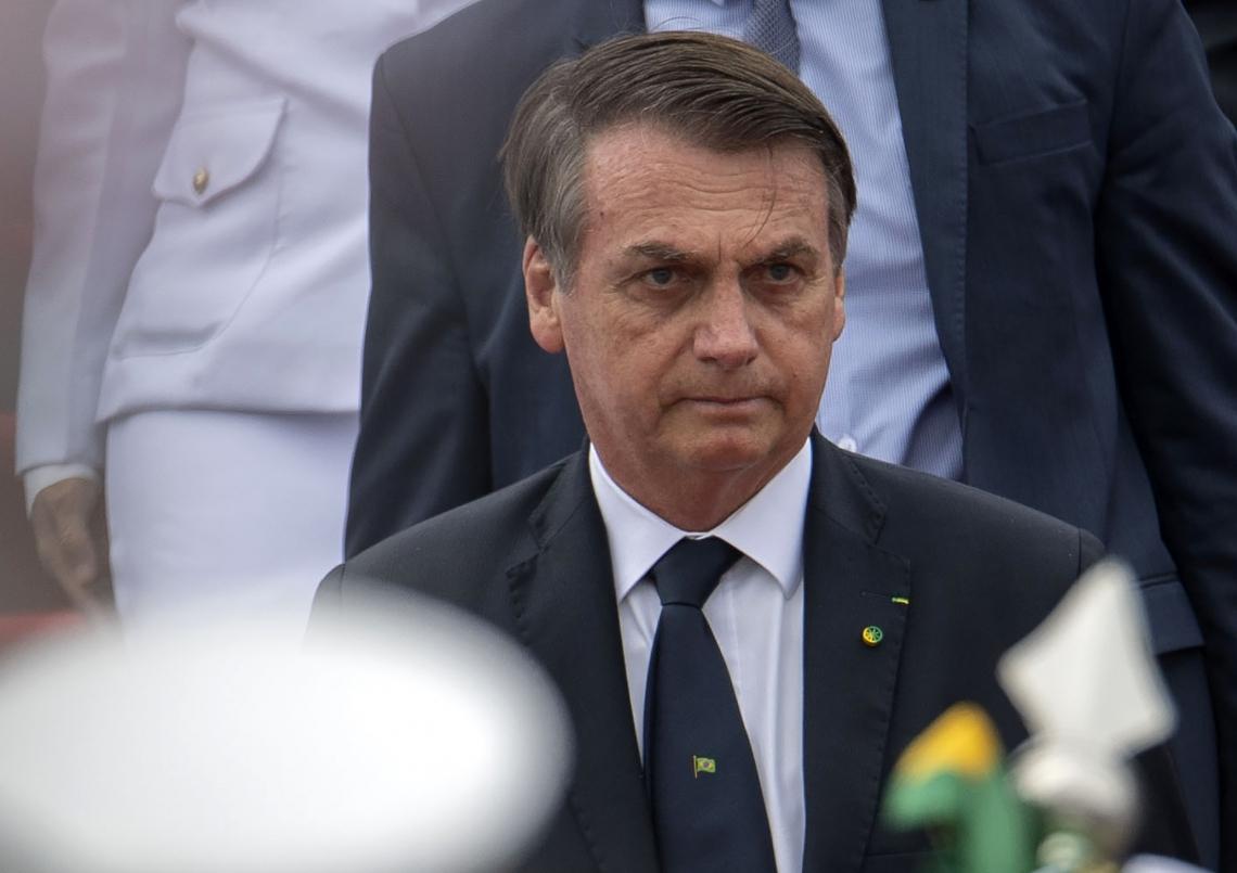 JAIR Bolsonaro disse que vem se esforçando