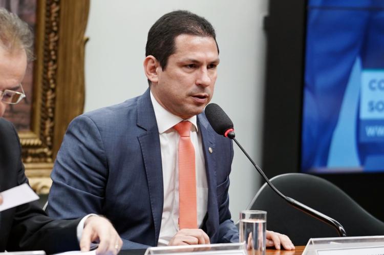 Marcelo Ramos (PR-AM) é presidente da Comissão Especial que analisa a reforma