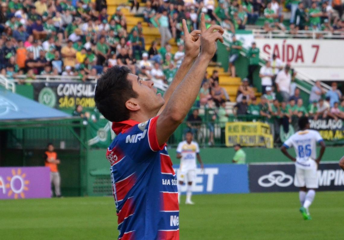 Osvaldo já marcou quatro gols nesta temporada