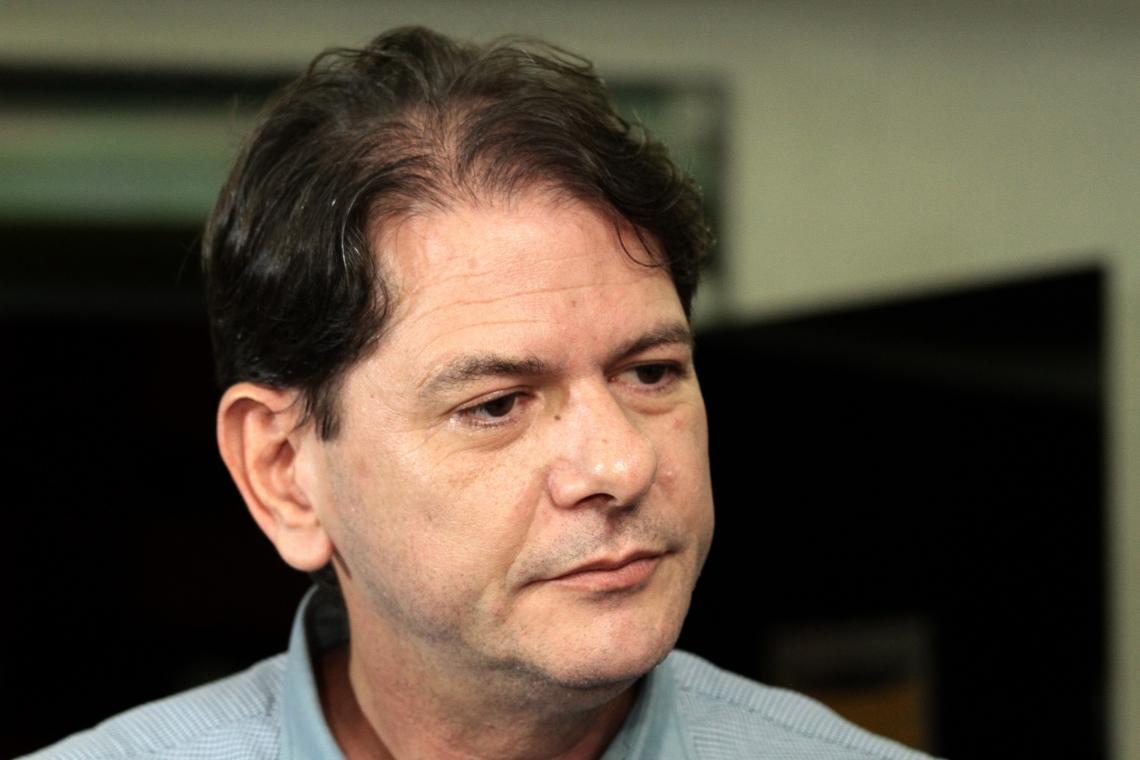 CID GOMES nega acusação de Wesley Batista