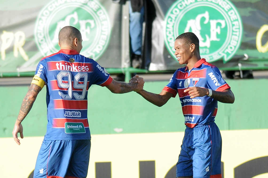 Fortaleza enfrenta nesta quarta-feira, 9, a Chapecoense, na Arena Castelão.