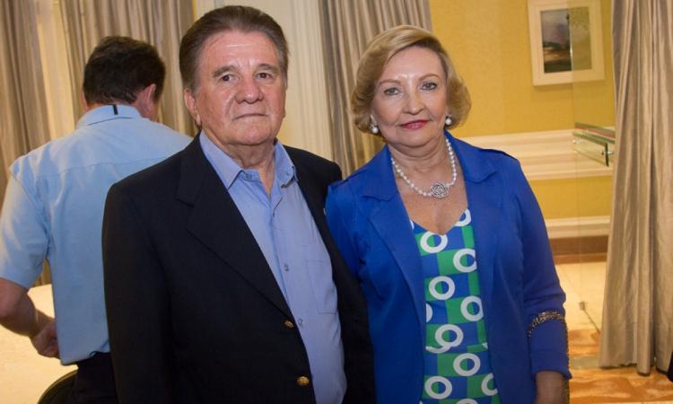 Eymard e Maria Amoreira