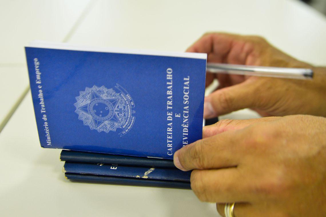 A Taxa de Desocupação reduziu em 10,54%, segundo levantamento.