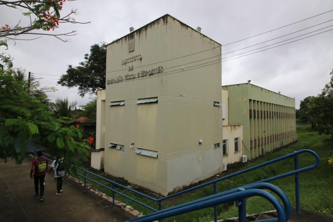O instituto fica localizado em uma parte isolada do campus do Pici e, segundo os alunos, não tem transporte adequado para a área