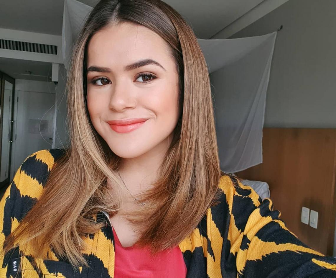 Maisa Silva tem enfrentado alguns problemas para trazer artistas da Rede Globo para seu sofá