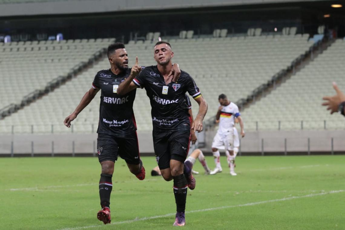 Edson Cariús tem 14 gols na temporada 2019