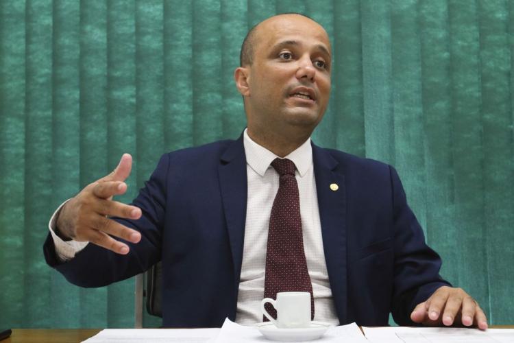 DEPUTADO Vitor Hugo  (PSL-GO) é lider do governo na Câmara (Foto: Fabio Rodrigues Pozzebom/Agência Brasil)
