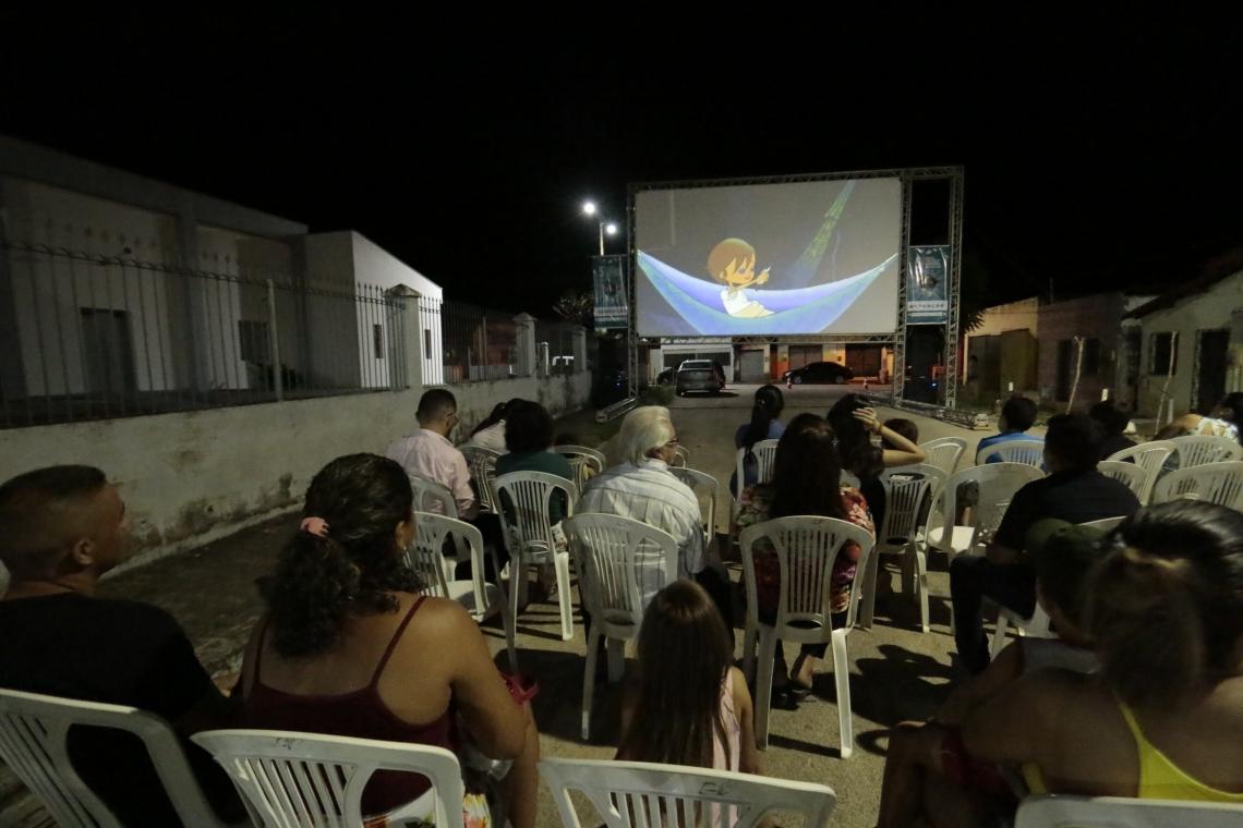 5ª edição da Mostra Itinerante de Cinema do Ceará termina em julho e deve levar produções cearenses a 30 cidades do Interior.