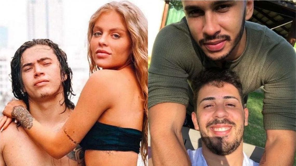 Whinderson Nunes e Luísa Sonza anunciaram que não serão mais padrinhos de casamento de Carlinhos Maia.