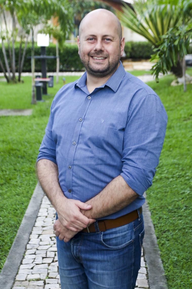 Diogo Milanesi é gerente comercial da Simpex Desart