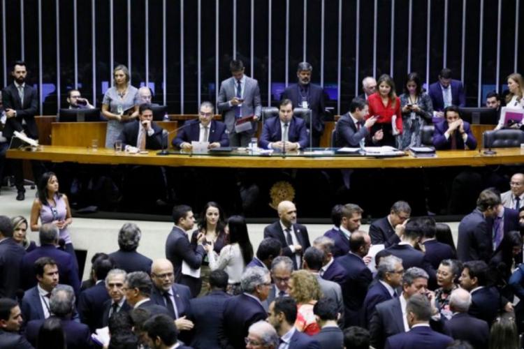 O atual presidente da Câmara, Rodrigo Maia, eleito em 2019, não pode concorrer à reeleição na mesma legislatura. Eleição da Mesa nesta segunda-feira promete ser disputada e está marcada para 19h.  (Foto: Luis Macedo/Câmara)