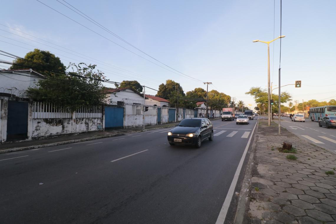 CONJUNTO DE CASAS que era destinado a moradia de militares em Fortaleza está completamente vazio desde março último