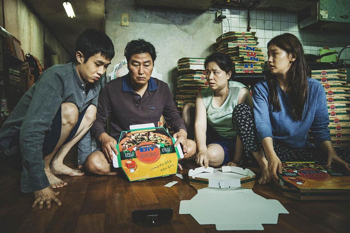 Filme de Bong-joon-ho concorre a Palma de Ouro