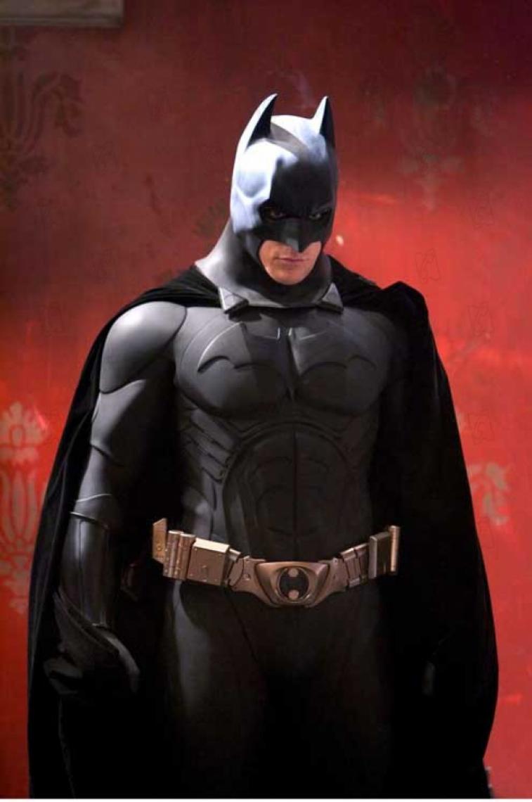 """""""Batman Begins"""" será exibido na quinta-feira, 30, às 13 horas"""