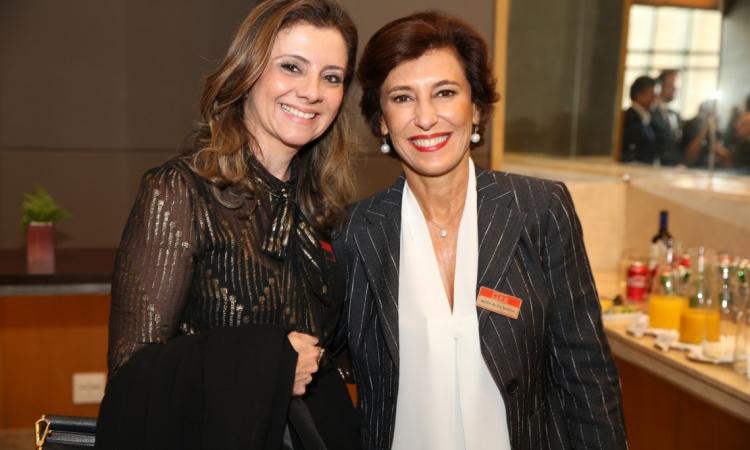 Emília Buarque e Maria Silvia Bastos