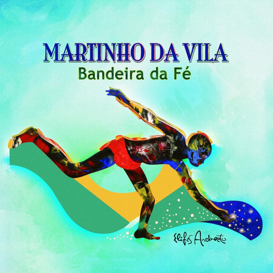 Elifas Andreato assina mais uma vez a capa do disco de Martinho da Vila