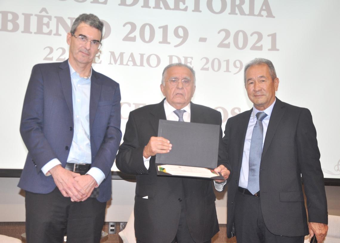 Geraldo Luciano, Paes Mendonça e Wandocy Romero
