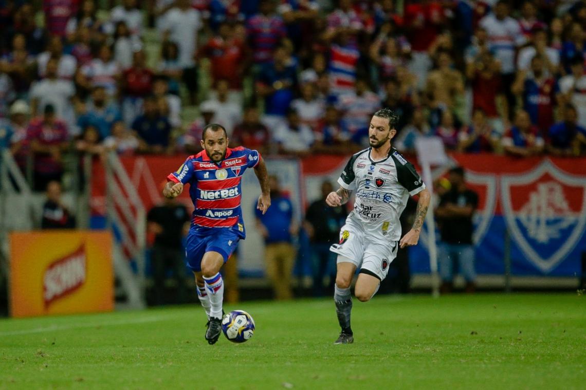 Na pausa do Brasileirão para a Copa América, em junho, Fortaleza terá disputado 14 jogos em 45 dias