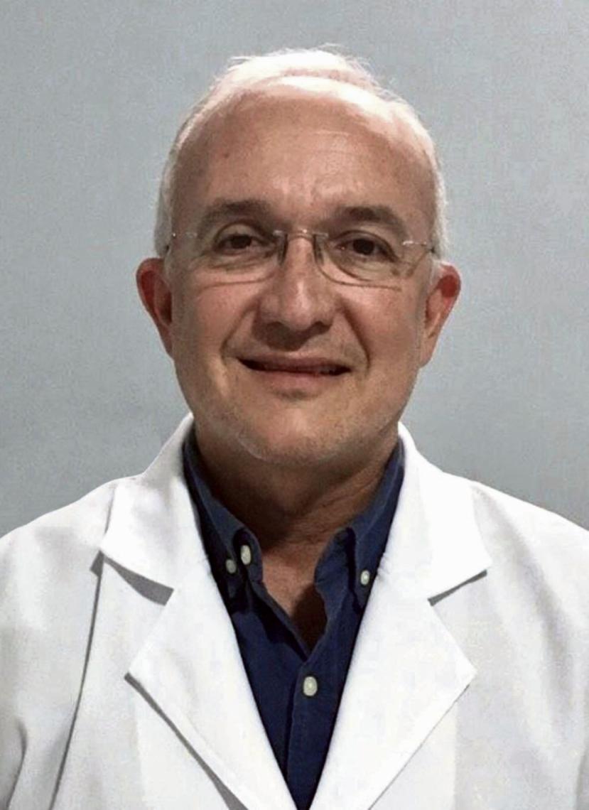 Galeno Taumaturgo Lopes Médico e fundador do Centro de Atenção à Saúde do Homem (Cash)