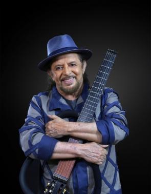 Geraldo Azevedo volta a Fortaleza com show neste fim de semana