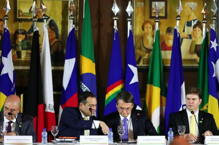 25º reunião do Condel, no Instituto Ricardo Brennand